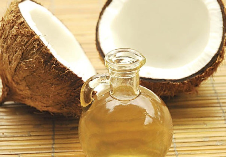 How Coconut Oil Helped Me Lose 8 Pounds