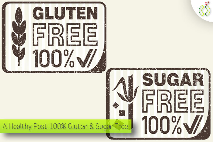 3 Delicious Gluten Free Sugar Free Recipes