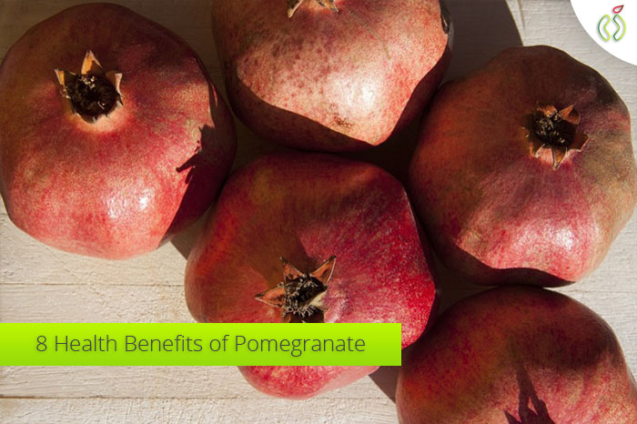 8 Health Benefits of Pomegranate, You Would Never Think About