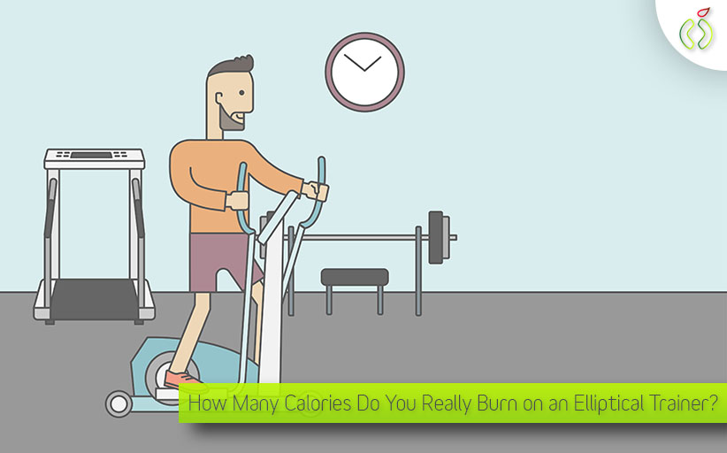 How Many Calories Do You Really Burn On an Elliptical Trainer?