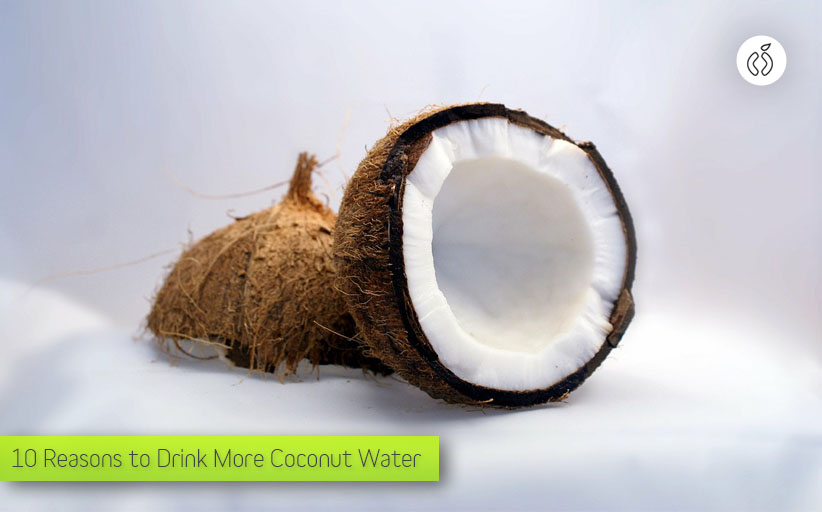 10 Amazing Coconut Water Health Benefits