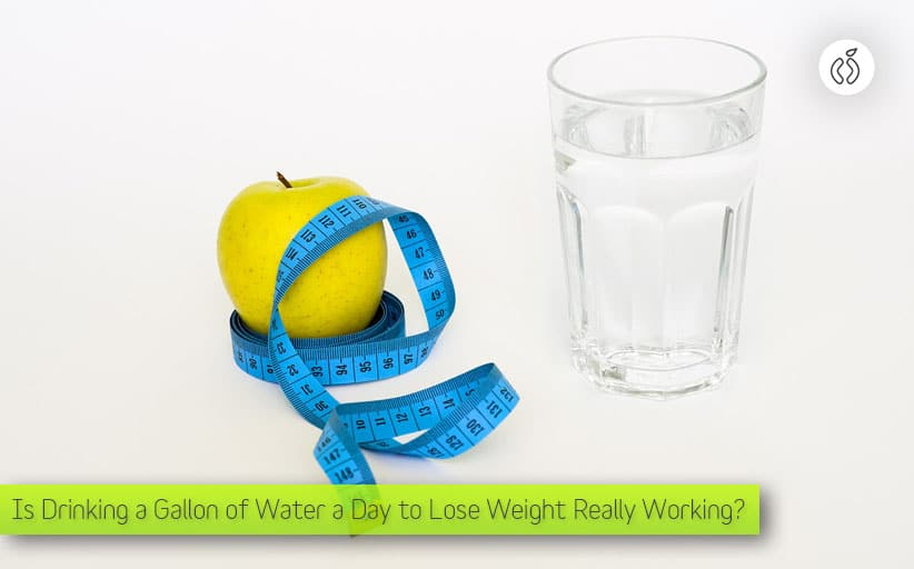 Is Drinking a Gallon of Water a Day to Lose Weight Really Working?