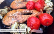 A Very Efficient Diet Plan to Lose Weight in 2 Weeks