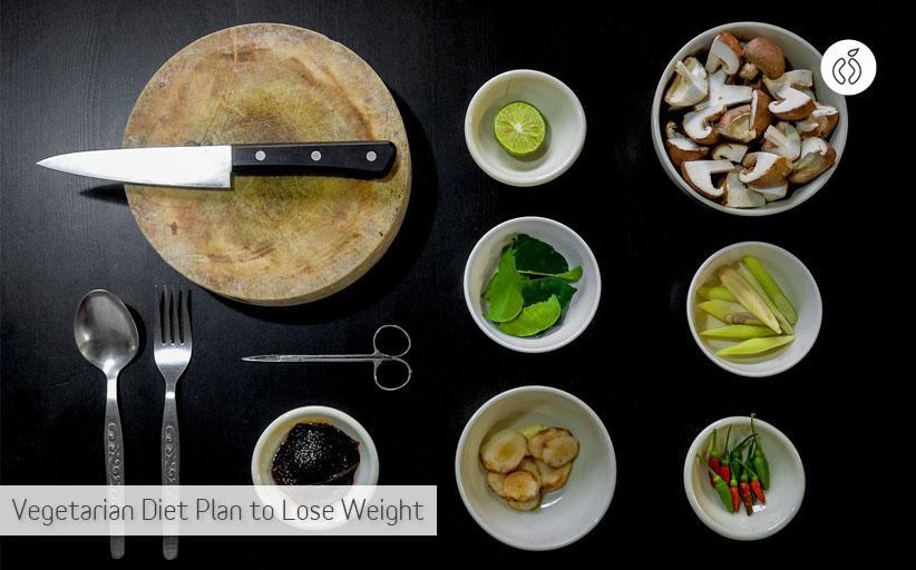 Possibly the Most Efficient Vegetarian Diet Plan to Lose Weight Ever