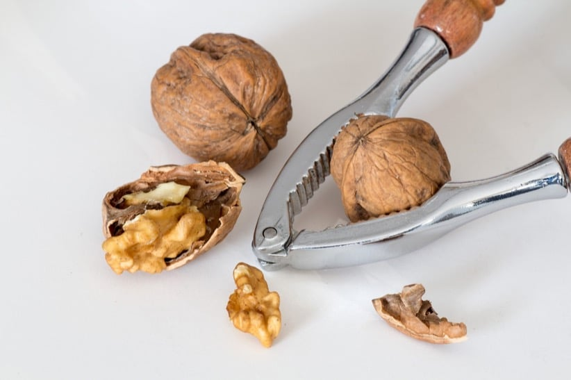 Walnuts Broken Raw
