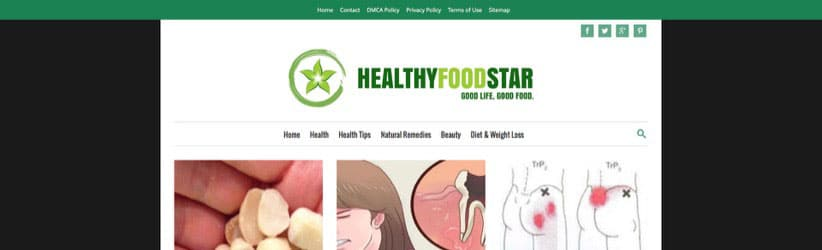 healthy food star