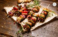 Extra Juicy Elegant Chicken Zucchini Skewers