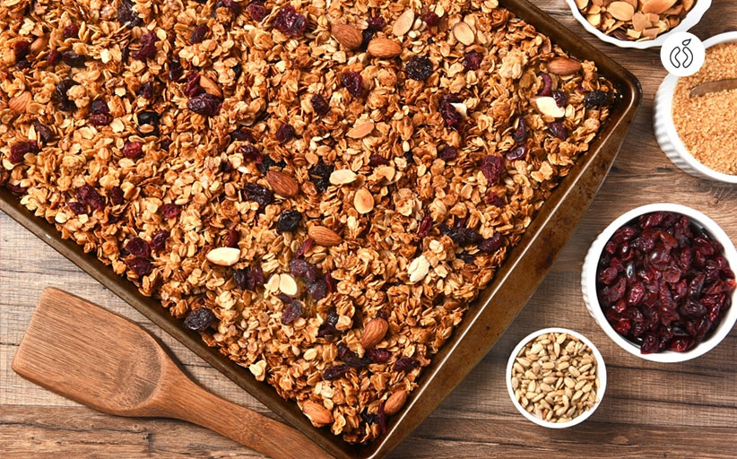 The Pure Paleo Granola Recipe
