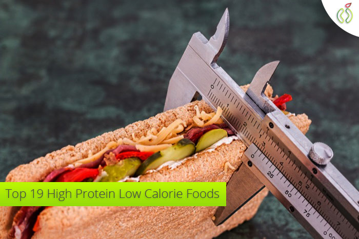 Top 19 High Protein Low Calorie Foods I Eat All the Time