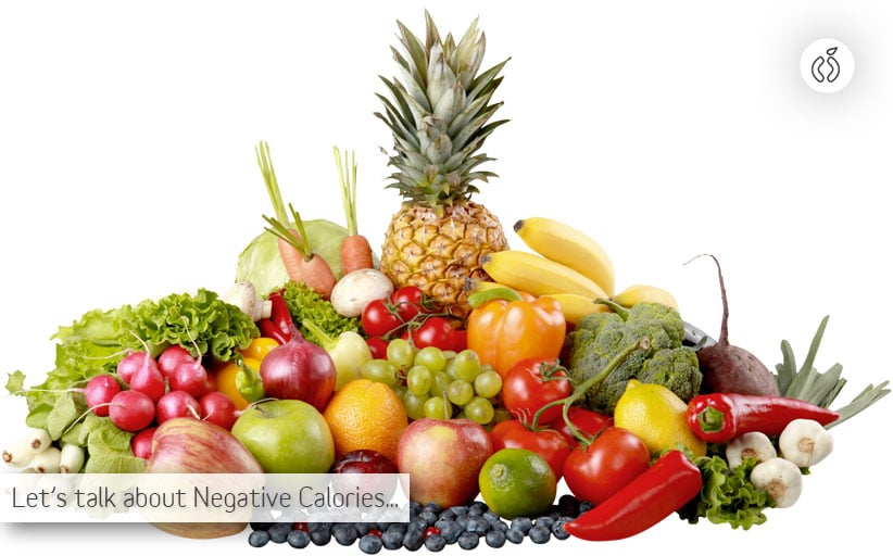 A Complete List of Negative Calorie Foods and Their Benefits