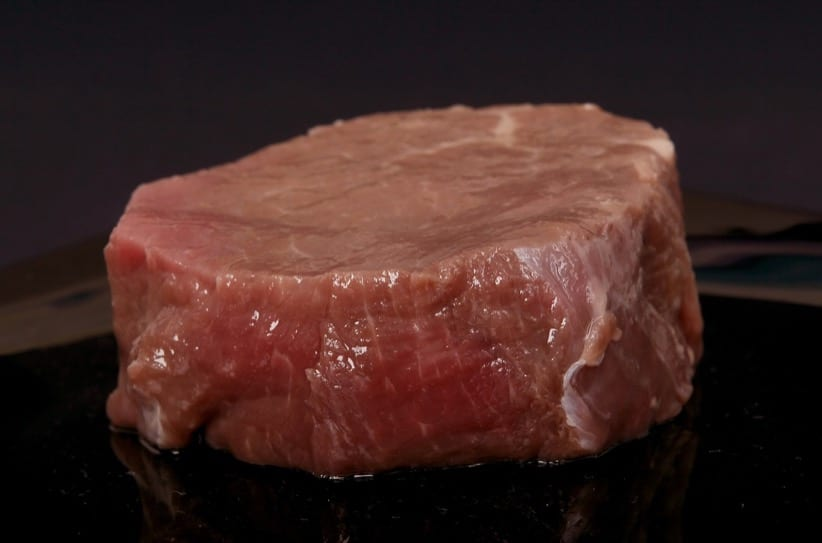 beef meat raw