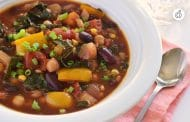 The Thousand Flavors All-Meat Veggie Chili